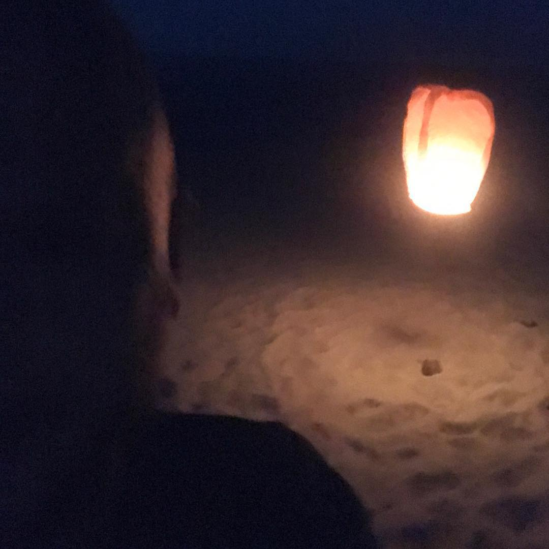 Dziwne spotkanie na plaży.